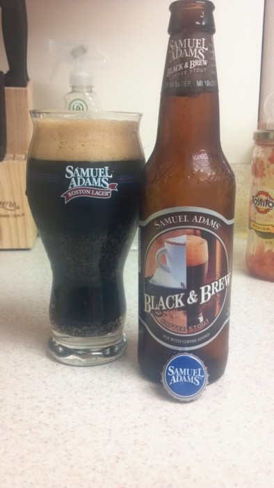 Budget: Samuel Adams Black and Brew