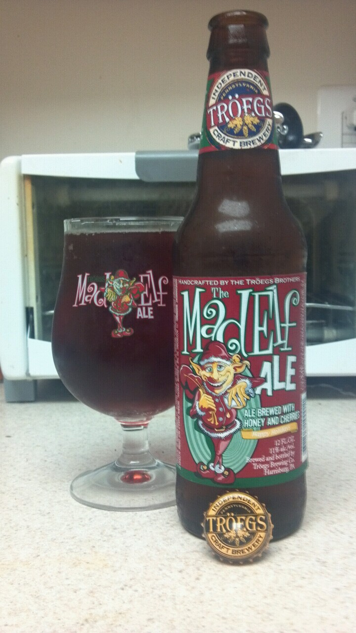 Tröegs Brewing Company Mad Elf