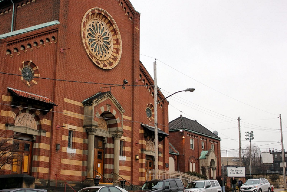 The Church Brew Works – Pittsburgh, PA