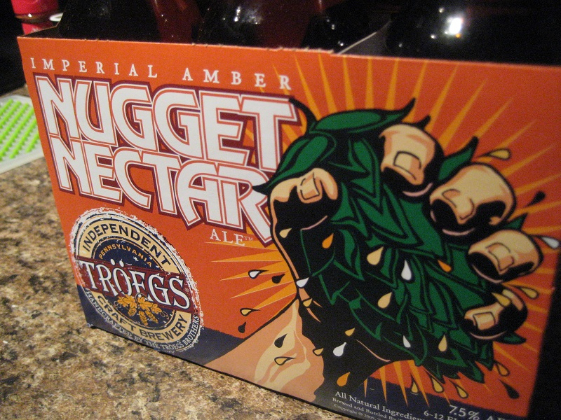 Budget: Tröegs Brewing Company Nugget Nectar