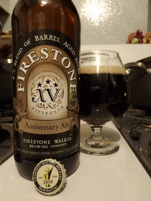 Firestone Walker 15th Anniversary Ale