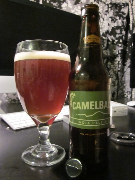 The Phoenix Ale Brewing Company's Camelback IPA