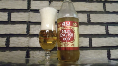 Budget: Miller Brewing Olde English 800