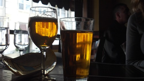 Russian River Pliny the Younger vs. Pliny the Elder