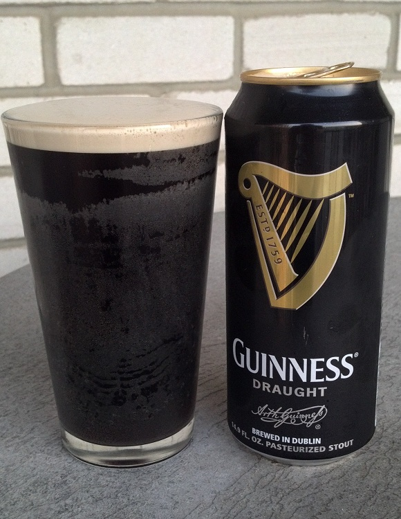 Budget: Guinness Draught