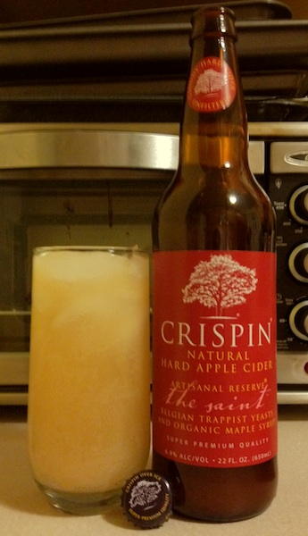 Crispin Cider Company: The Saint