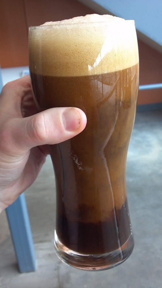 "Tröegs ""Floated"" Java Head Stout"