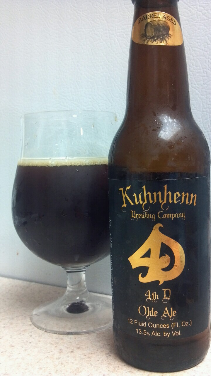 Better From The Barrel: Kuhnhenn Fourth Dementia (4D)