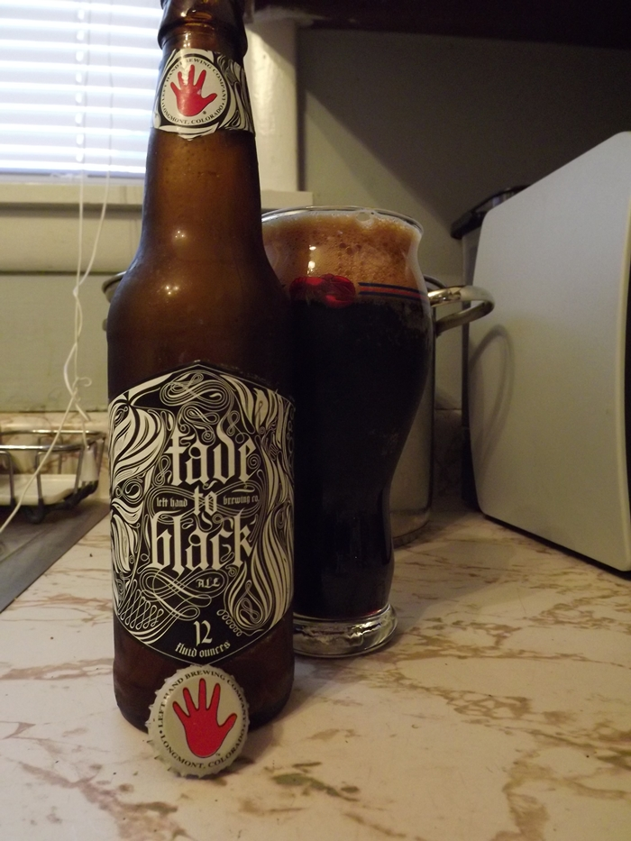 Left Hand Brewing Fade to Black Volume 2 – Smoked Baltic Porter
