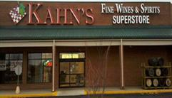 Kahn's Fine Wines – Online Store Review