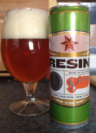 Sixpoint Brewery's Resin