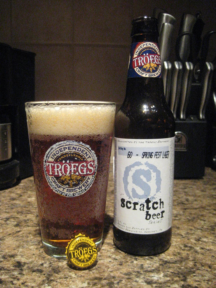 Tröegs Brewing Company Scratch #60