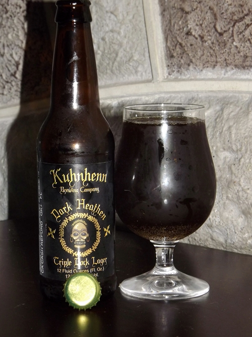 Kuhnhenn Brewing Co. Dark Heathen Triple Bock