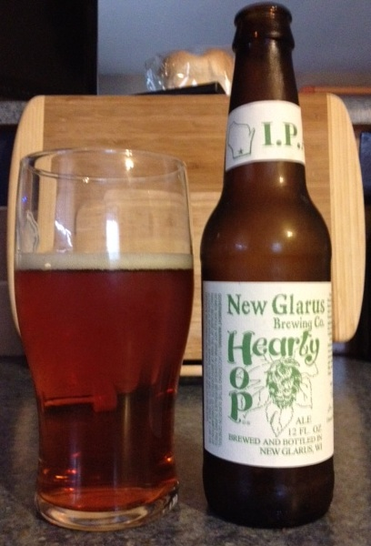 New Glarus Brewing Company's Hop Hearty IPA