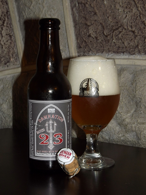 Russian River Damnation Batch 23