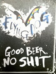 Flying Dog Brewery Tour – Good Beer, No Shit