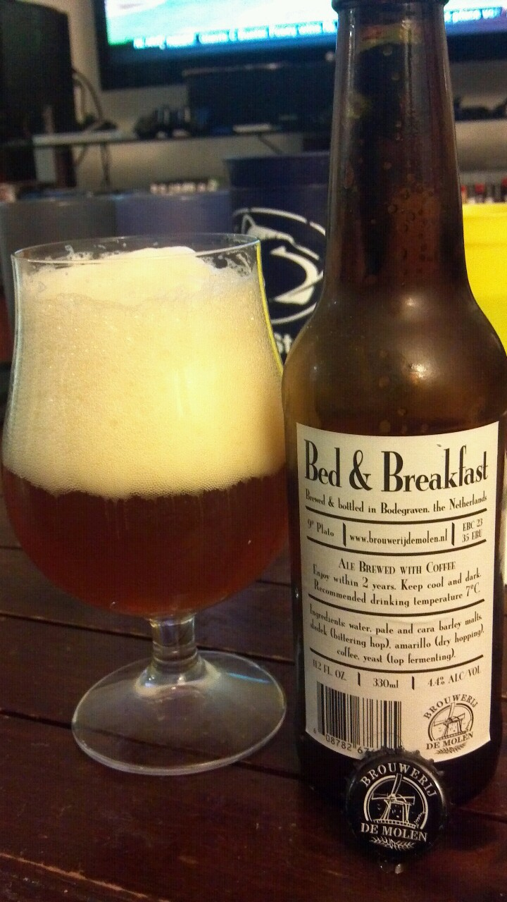 Brouwerij De Molen Bed and Breakfast: Mistake and Surprise