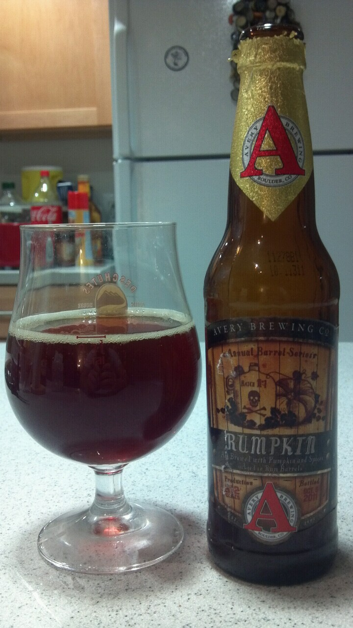Cellar: Avery Brewing Company Rumpkin