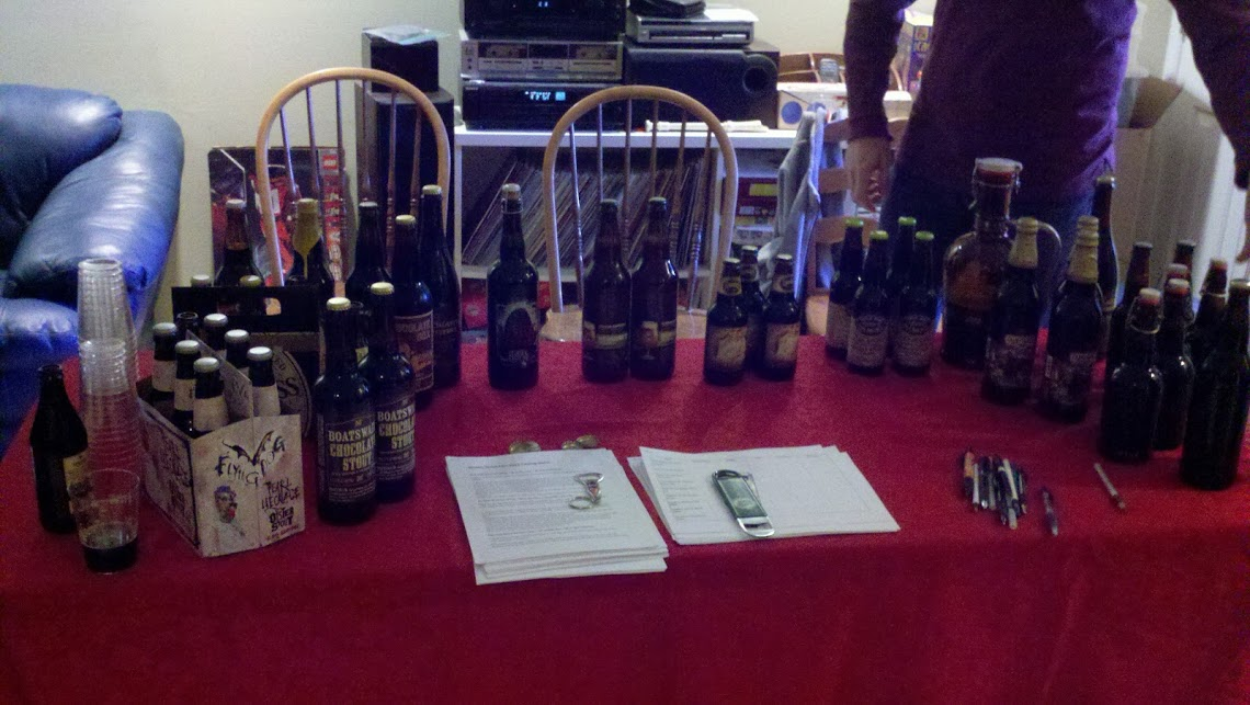 2012 Winter Stout Fest