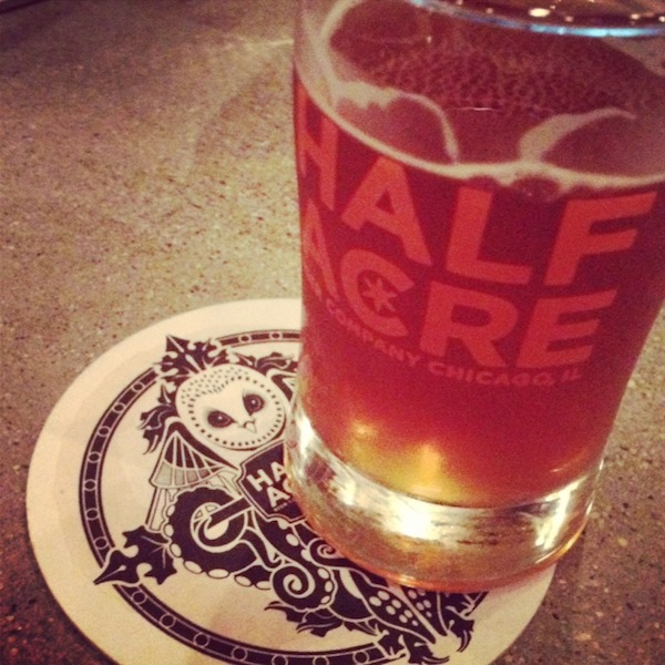 Half Acre Beer Company – Chicago, IL