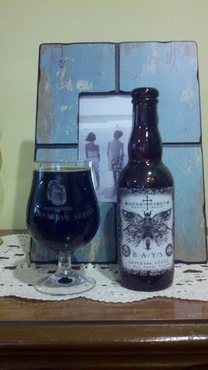Adroit Theory Brewing B/A/Y/S Imperial Stout