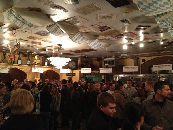 Stoudt's Winter Brew Fest