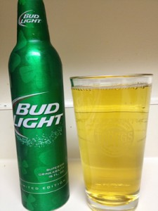 Unlikely Pairings: Bud Light + ?