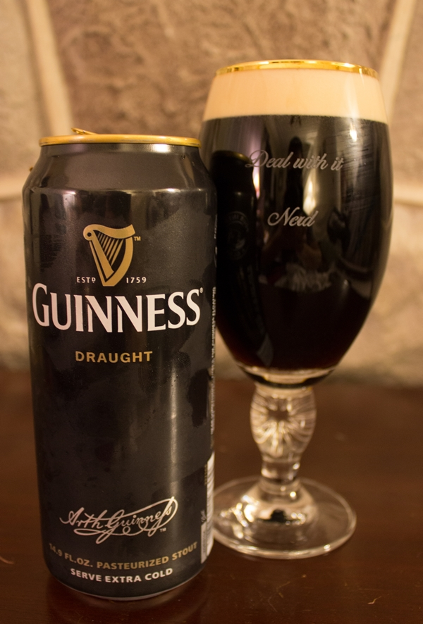 From the Cellar: Guinness Draught (Can)