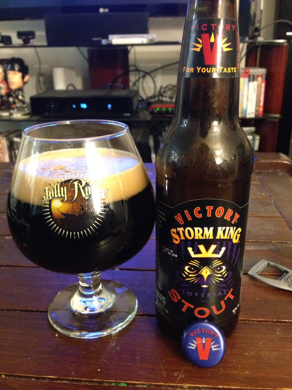 Cellar: Victory Storm King 2011-2013